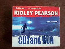 Ridley Pearson - Cut And Run (2005) - Used - Compact Disc