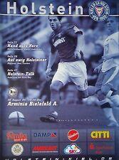 Programm 2004/05 KSV Holstein Kiel - Arm. Bielefeld Am.