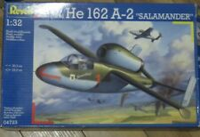MAQUETTE MODEL KIT 1/32 REVELL He-162 SALAMANDER
