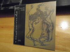 SEALED RARE JAPAN PROMO E.D.P.S. CD December 14th 1983 May 27th 1984 post punk !