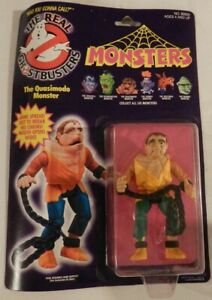 1986 Kenner The Real Ghostbusters Monsters Quasimodo MOC