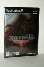 FINAL FANTASY VII DIRGE OF CERBERUS GIOCO USATO SONY PS2 ED JAP NTSC/J MC5 48351
