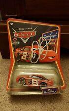 Dale Earnhardt Jr Signed Autographed Disney Pixar Cars Rare NASCAR SUPERSTAR