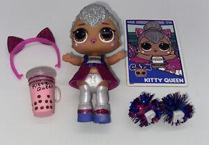 LOL Surprise ALL STAR BB's CHEER SQUAD KITTY QUEEN RARE Big Sis Cheer Team
