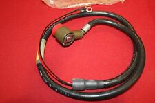 MILITARY SURPLUS CX-13302 / VRC 5'  POWER SUPPLY CONTROL SPECIAL CABLE PRC RADIO