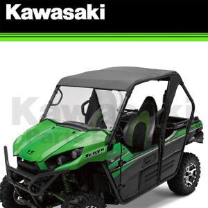 NEW 2016-2021 GENUINE KAWASAKI TERYX TERYX4 FULL WINDSHIELD TX000-20