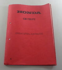Catálogo de Piezas/Catálogo de Piezas de Repuesto Honda CB 750 F2