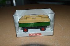Wiking HO Scale Hay Wagon #0879 04 23 NEW IN BOX