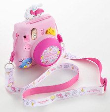 Sanrio Characters INSTAX MINI Instant Camera Fuji Film Special Kit