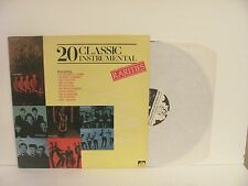 Vinyl LP 20 Classical British Instrumental Rarities 1985 U.K. Import Rock & Roll