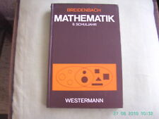 Breidenbach - Mathematik 6. Schuljahr - Westermann-Verlag - 1970