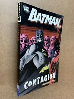 Batman: Contagion TPB DC Comics (2003)