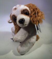 American Cocker Spaniel Clip Aurora Classic Plush Miniature 3.5� Dog Backpack