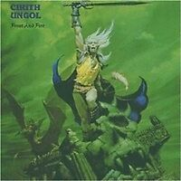"CIRITH UNGOL ""FROST AND FIRE (RE-RELEASE)"" CD NEW+"