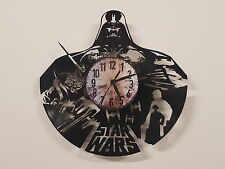 Star Wars Darth Vader Vinyl Record Horloge Home Decor cadeau