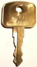 MASTER plant key, 14603 - 14607 - 14707 - 14657, excavators,forklifts,tractors