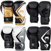 Venum Contender 2.0 Boxing Gloves Muay Thai Sparring Kickboxing K1 Training