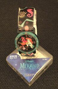 Disney The Little Mermaid Timex Retro Watch Vintage NEW