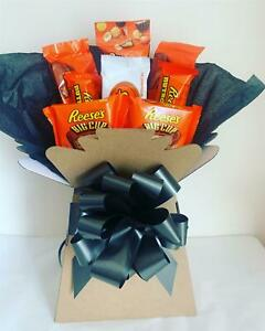 Reeses Chocolate Bouquet Tree Explosion Sweet Hamper Any Occasion Perfect Gift