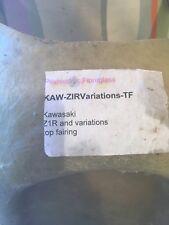 Kawasaki Z 1000 top fairing Variations .Photo Of Mould