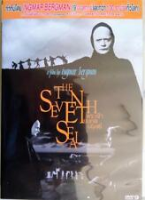 The Seventh Seal (1957) DVD R0 - Inga Landgre, Maud Hansson, Ingmar Bergman