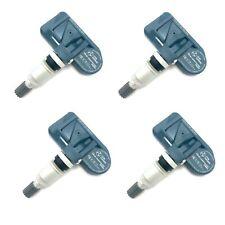 Set 4 TPMS Tire Pressure Sensors 315MHz Metal fits Mazda CX-7 2007-2012