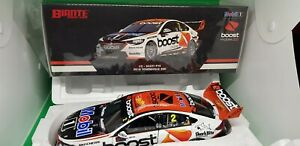 2018 ZB Commodore Pye Townsville 400 Diecast Model Car 1:18