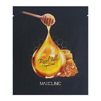 MAXCLINIC Facial Sheet Mask Royal Jelly Face Skin Care Moisturizing Pack 25ml