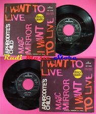 LP 45 7'' APHRODITE'S CHILD I want to live Magic mirror 1968 italy no cd mc dvd*