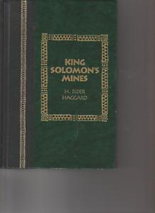 Reader's Digest World's Best Reading    KING SOLOMON'S MINES    1994     1