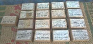 Vintage Lot Of 1940s Western Electric Resistors NOS Unused