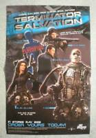 TERMINATOR SALVATION Promo Poster, 11x17, 2009, Unused, more Promos in store