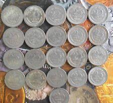 21 pcs MINT SET - 1957 1958 1959 1960 1961 1962 1963 1964 1967 1968- 25P Nickel