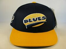 Toddler Size St Louis Blues NHL Vintage Snapback Hat Cap Navy Gold