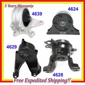 Engine & Trans Mount For Mitsubishi Galant Eclipse 4624 4628 4629 4639 M964