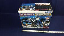 Tomy Motorized Zoids Elephander 038 Elephant New Japanese Release Sealed NEW NIB