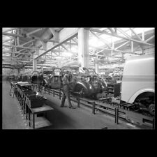 Photo A.014008 FIAT 500 TOPOLINO 1936 ASSEMBLY LINE FACTORY