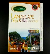 Punch Landscape Deck & Patio Designer Software with NexGen Technology