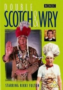 Double Scotch And Wry Dvd Rikki Fulton Brand New & Factory Sealed (2006)