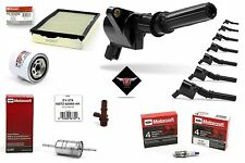 Tune Up Kit 2007-2008 Mercury Grand Marquis 4.6L Heavy Duty Ignition Coil DG508
