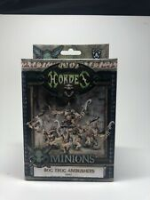 Hordes Minions BOG TROG AMBUSHERS Privateer Press PIP 75057 NEW