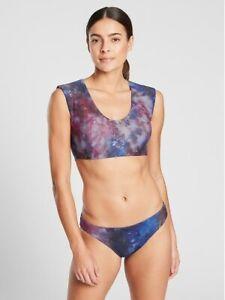 Athleta Women's Supernova Multi Entwined Crop Bikini Swim Top NWT Various Sizes
