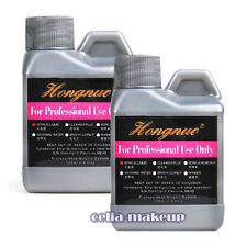 2Pc Acrylic Liquid Set False Acrylic Nail Art 120ml Salon Professional Tool Kit