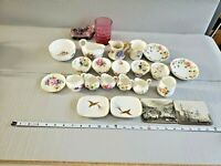 Mixed Lot Various Brands Small  Bowl & Creamer Pitcher & More ...