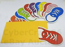 SHOE PICK MAGIC MIND MENTAL COLOUR SHOES PREDICT ENVELOPE CARD PREDICTION TRICK