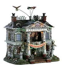 Lemax Spooky Town Collection Dead Fraternity Lighted Halloween Table Decor Gift