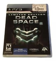 Dead Space 2 Limited Edition PlayStation 3 PS3 Video Game BLACK LABEL Complete