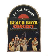 "2013 Panini Beach Boys Trading Cards ""On The Record"" Concert Album #4"