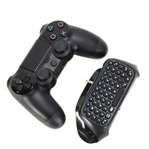 PS4 Wireless Bluetooth Keyboard Chatpad Keypad For PS4 PlayStation 4 Controller