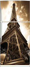 Sticker frigo Tour Eiffel 70x170cm réf 522
